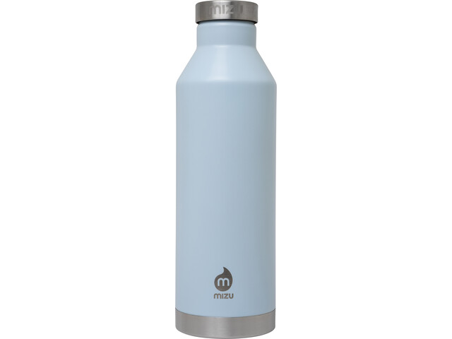 MIZU V8 Insulated Bottle with Stainless Steel Cap 800ml enduro ice blue